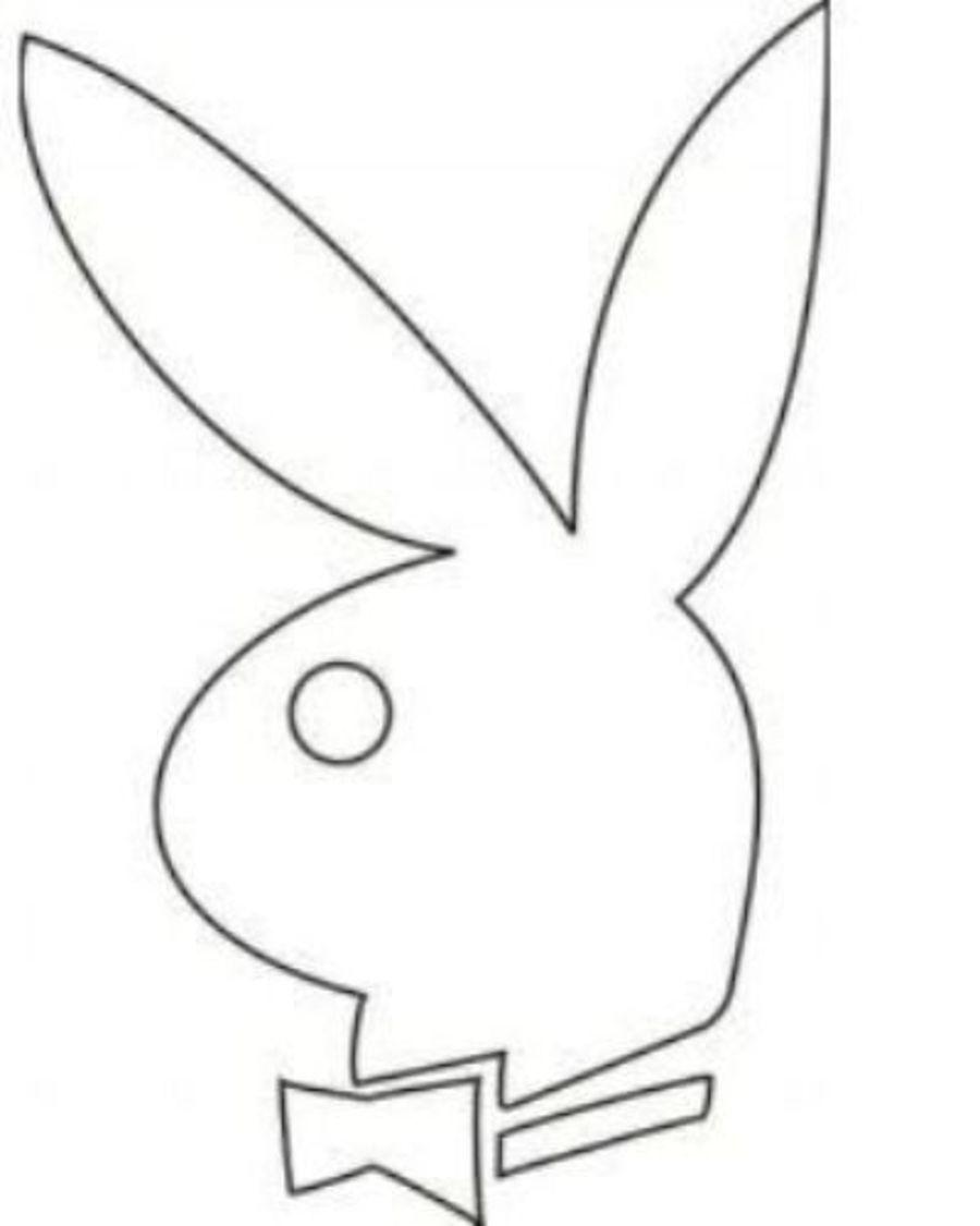 900x1125 Playboy Bunny Template Eveplayboy Adult
