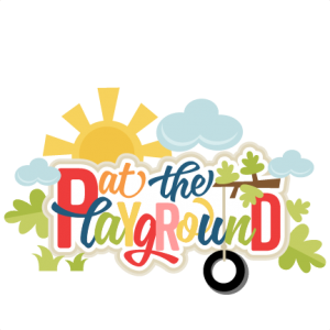 300x300 At The Playground Svg My Miss Kate Cuttables