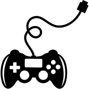 300x300 Marina Silver Silhouette Design, Silhouettes And Video Games