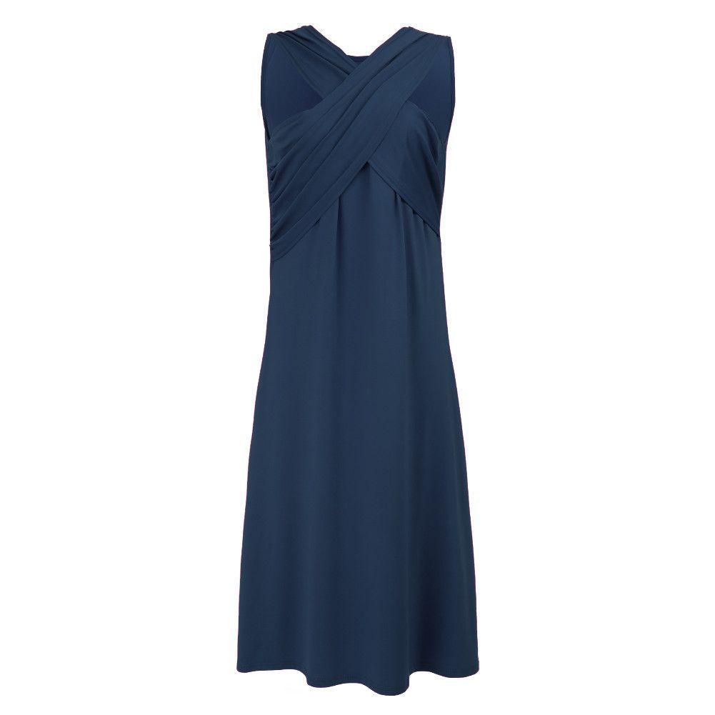 1001x1001 Plus Size Women Front Cross Elegant Dress Brand Name Blooming