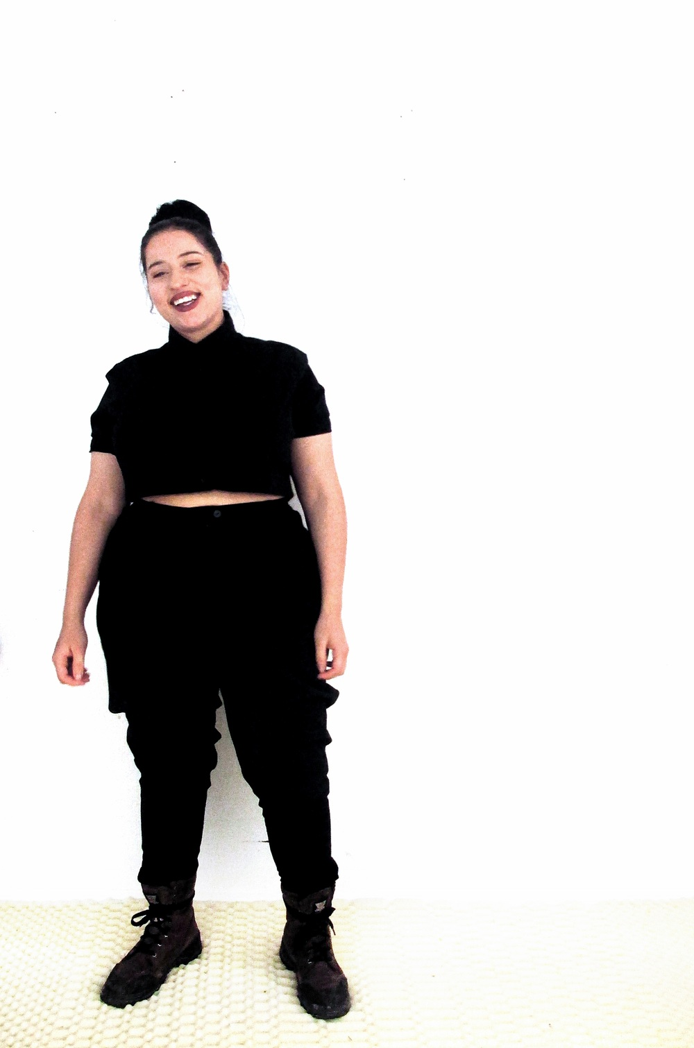1000x1511 9 Plus Size Cuties Share Tips For Androgynous Style Qwear