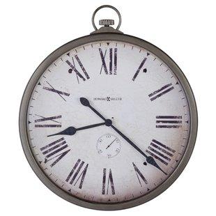 310x310 Large Pocket Watch Wall Clock Wayfair