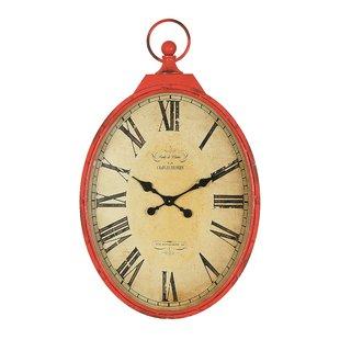 310x310 Wall Pocket Watch Clock Wayfair