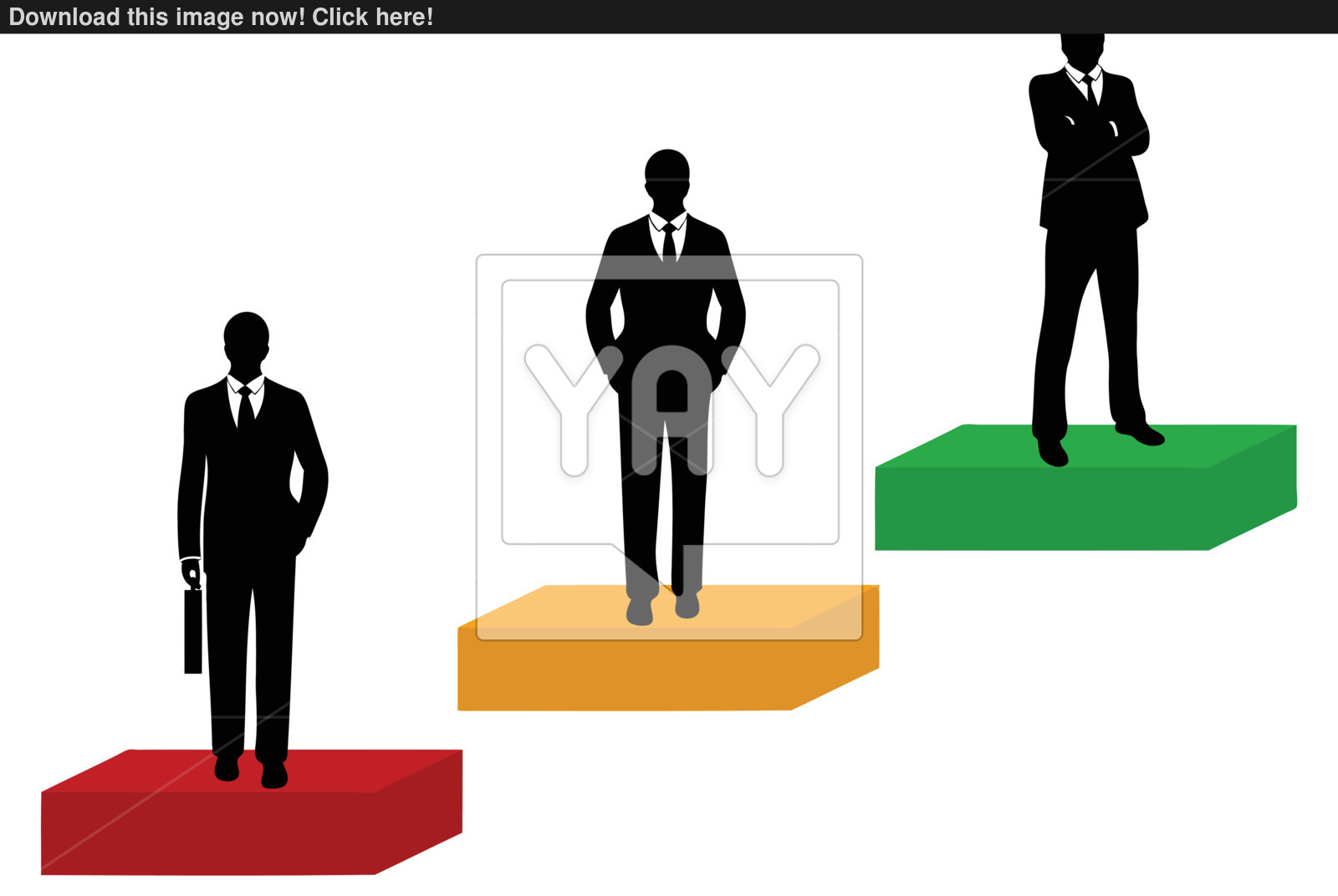 1600x1072 Businessmen Silhouette Vector