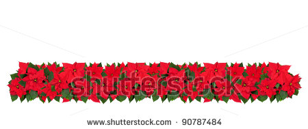 450x189 Free Clipart Horizontal Borders Flowers