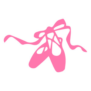 300x300 Dance Shoes Silhouette