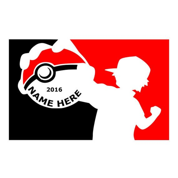 Pokeball Silhouette