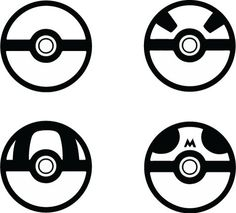 236x213 Pokemon Ball Stencil Ball Crafty Stenciling