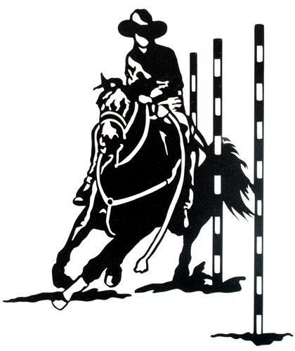 420x500 Western Graphics Pole Bending. I Loved Pole Bending. Horses