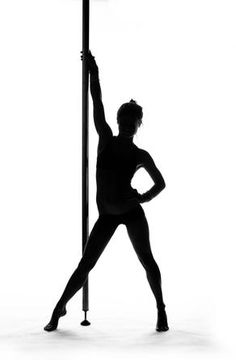 236x360 Pole Dancer Silhouette Vector Dancer Silhouette