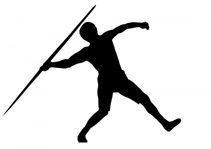 720x509 Image Result For Silhouette Of A Javelin Throw Pencil