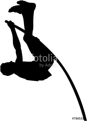 362x500 Pole Vault Stock Image And Royalty Free Vector Files On Fotolia