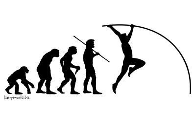 400x263 Evolution Of Pole Vaulting Barry's World