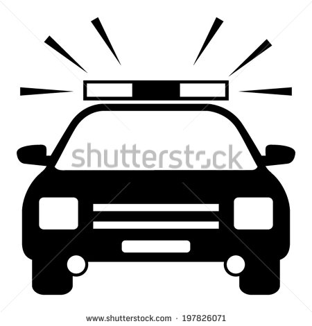 450x470 19 Police Car Vector Images