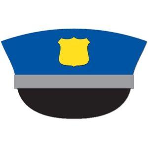 300x300 Police Hat Silhouette Design, Silhouettes And Cricut Ideas