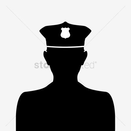 450x450 Free Police Hat Stock Vectors Stockunlimited