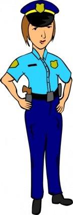 145x425 Traffic Police Clip Art, Free Vector Traffic Police