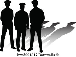 Policeman Silhouette