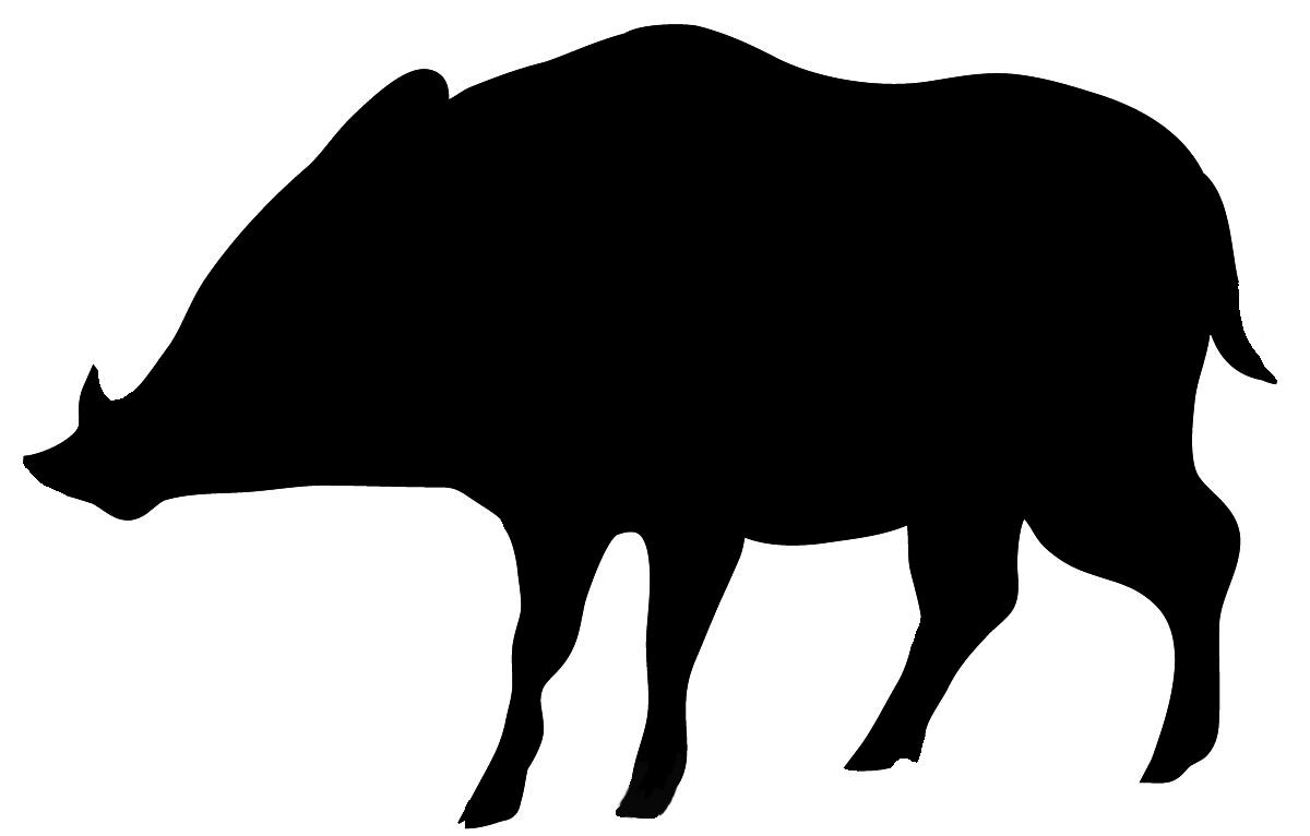 1200x766 Animal Silhouette, Silhouette Clip Art