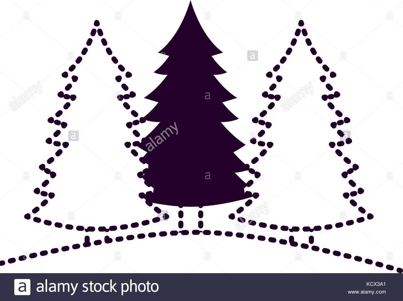 1300x973 Pine Trees Silhouette Stock Photos Amp Pine Trees Silhouette Stock