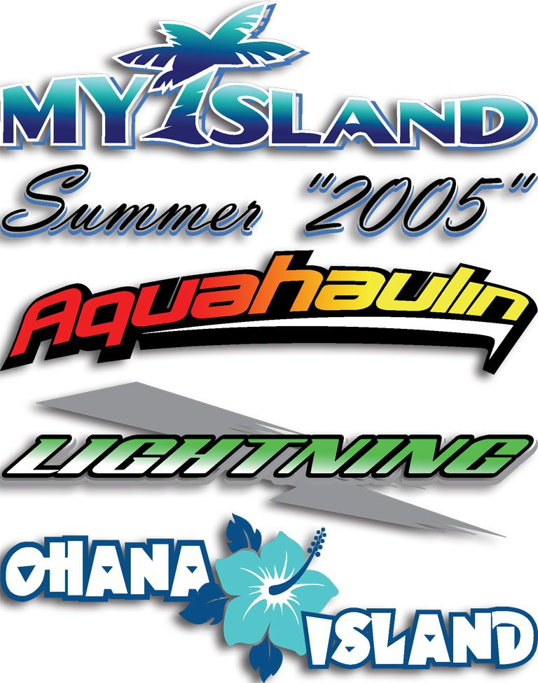 768x976 Lettering For Watercraft Boat Name Decals, Jet Ski Graphics, Jet