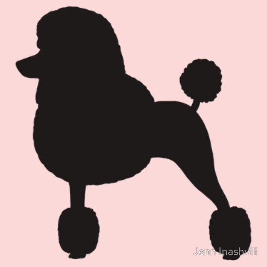 550x550 Get Crafty Pullover Hoodie Standard Poodles, Poodle