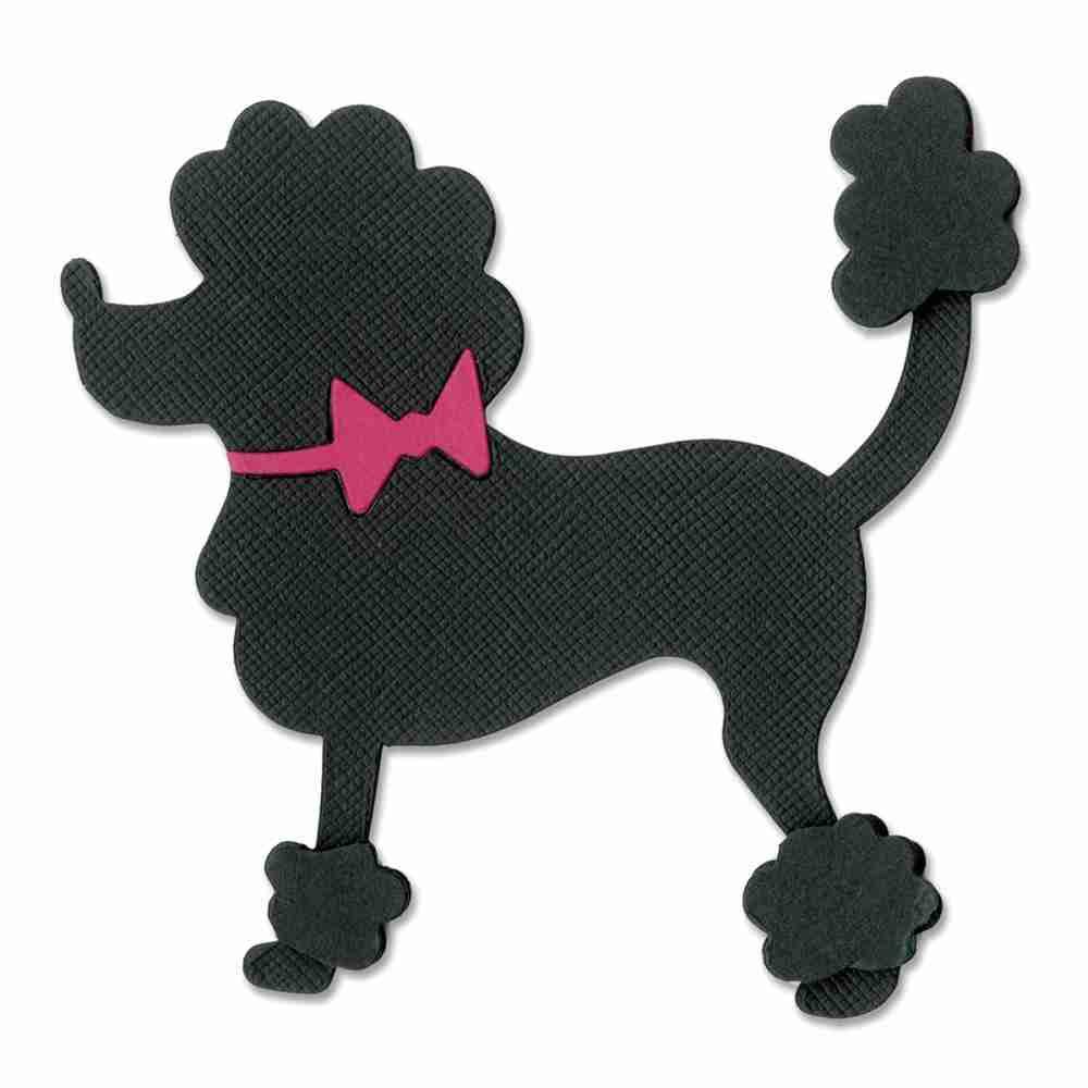 1000x1000 Poodle Silhouettes Olegratiy