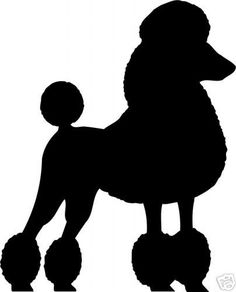 poodle silhouette vector at getdrawings com free for personal use rh getdrawings com free french poodle clipart free doodle clip art