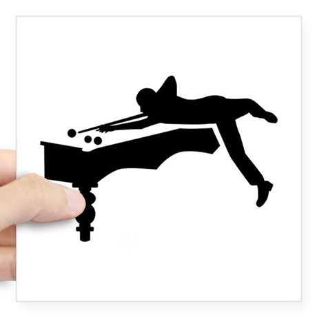 460x460 Billiards Stickers