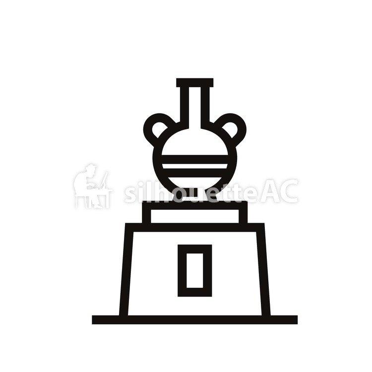 750x750 Free Silhouettes 1, Pot, Showpiece, Vase
