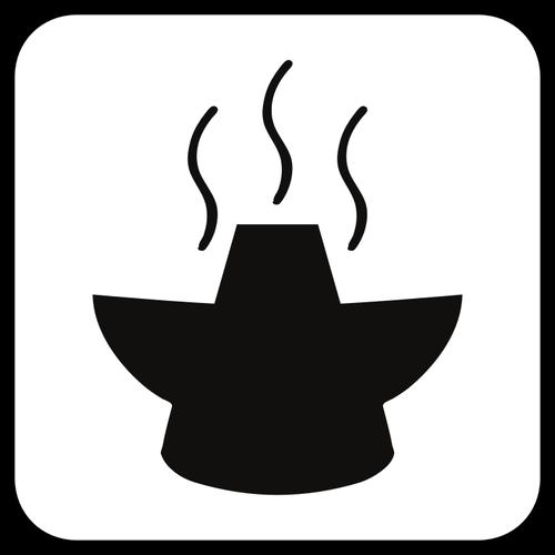 500x500 Hot Pot Image Public Domain Vectors