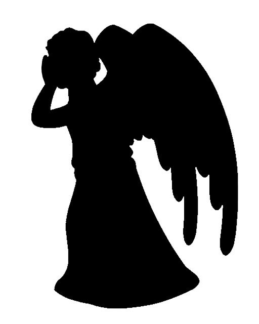 512x640 Doodle Craft Doctor Who Stencil Silhouette Outline Clipart