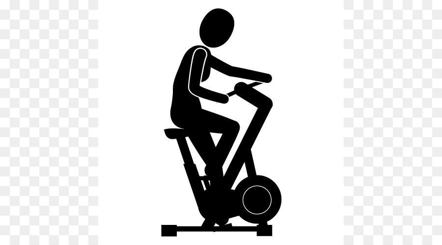 900x500 Stationary Bicycle Physical Exercise Clip Art