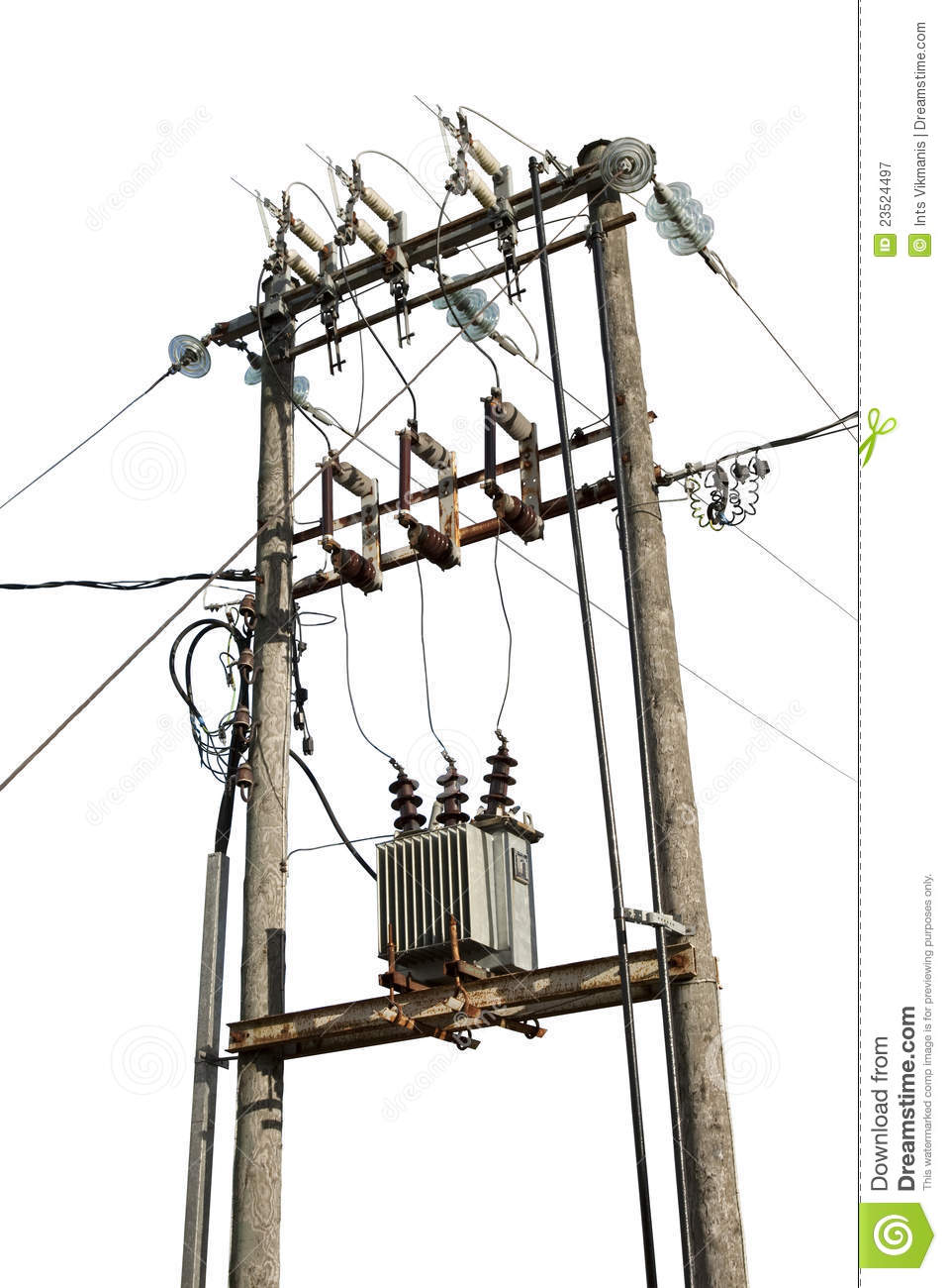957x1300 Power Line Clipart Electrical Transformer