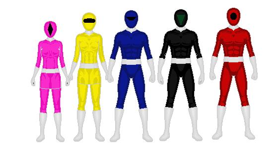 552x313 Power Rangers Geometric Force By Theblastoise
