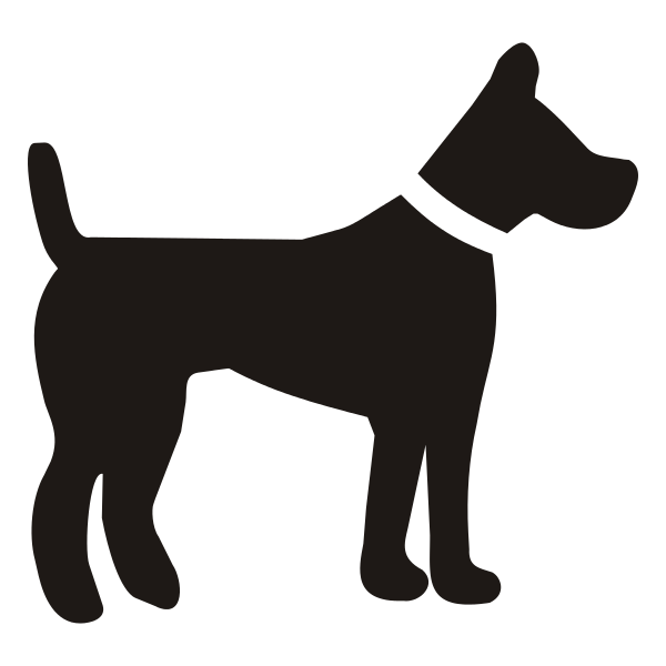 600x600 Easy Dog Clipart