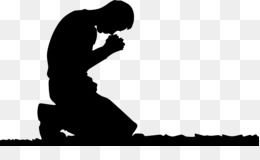 260x160 Silhouette Praying Person