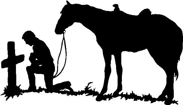 596x345 Cowboy Amp Horse