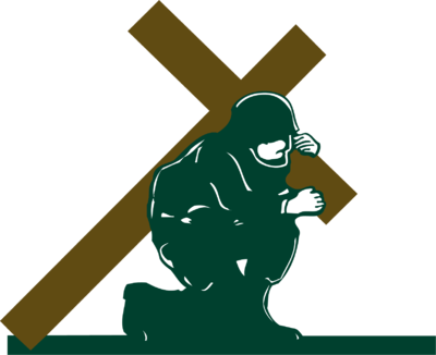 400x326 Soldier Praying Clipart
