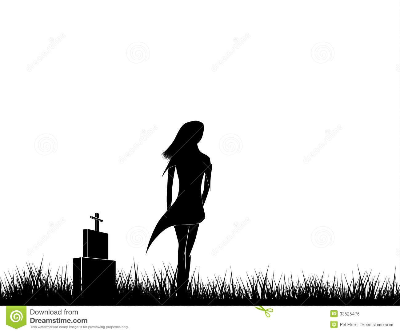1300x1083 Grave Clipart Silhouette