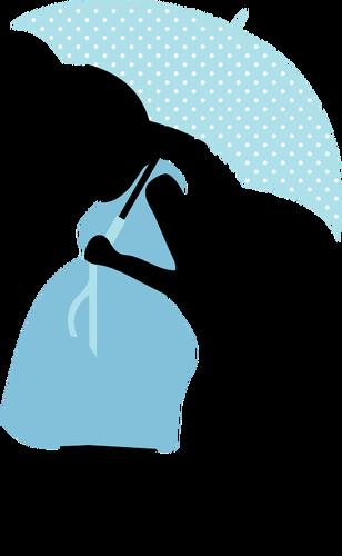 308x500 9535 Free Vector Pregnant Woman Silhouette Public Domain Vectors