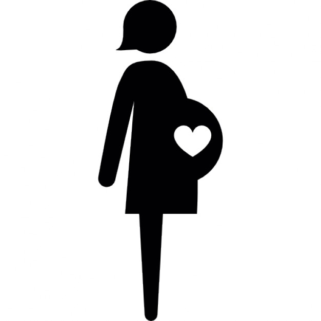 626x626 Pregnant Woman Icons Free Download