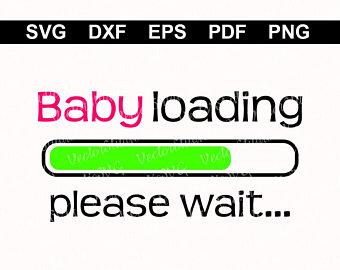 340x270 Baby Loading Svg Etsy