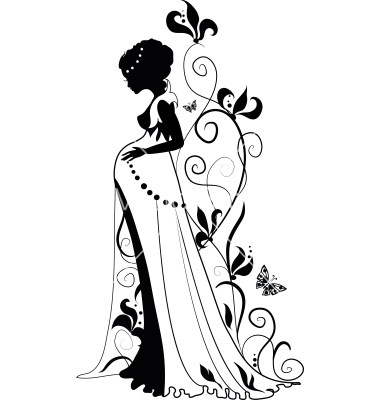 380x400 Pregnant Belly Silhouette Clipart Cliparthut