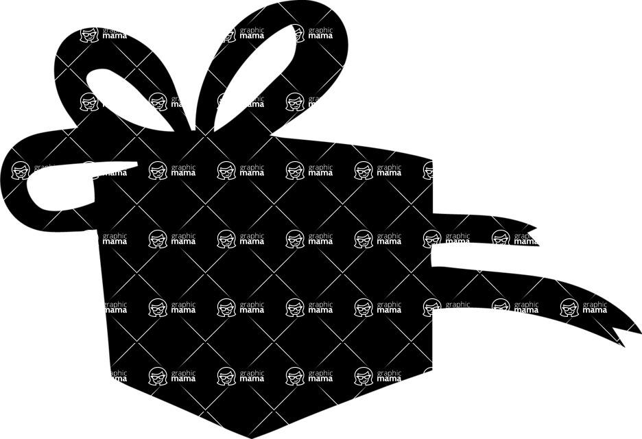 936x640 Present Silhouette Graphicmama Graphicmama