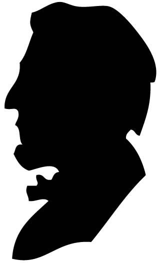 322x526 Abraham Lincoln Signature Wall Art Adhesive Vinyl Letters