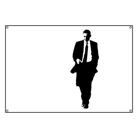 460x460 Obama Banners