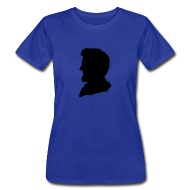 190x190 President Abe Lincoln Silhouette By Libertad Spreadshirt