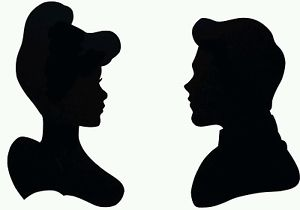 Prince Charming Silhouette