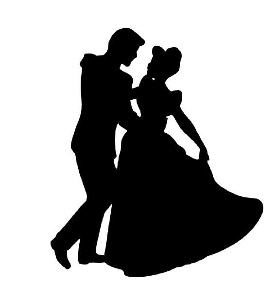 566x582 Slhouette Cinderella And Prince.jpg